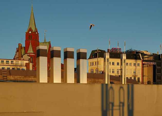 Johannisbollwerk, Hamburg-Neustadt, Hamburg, Deutschland, Dezember 2004